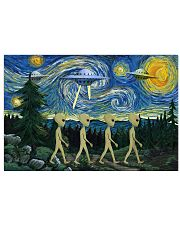 Starry night 17x11 Poster front