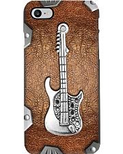 Guitar Metal pattern print Phone Case i-phone-8-case