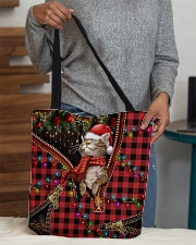 Meowy Christmas All-over Tote aos-all-over-tote-lifestyle-front-10