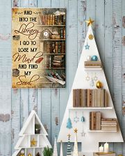 And into the Library I go 11x17 Poster lifestyle-holiday-poster-2