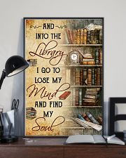 And into the Library I go 11x17 Poster lifestyle-poster-2