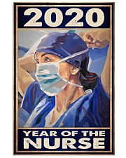 2020 Year Of The Nurse  11x17 Poster front