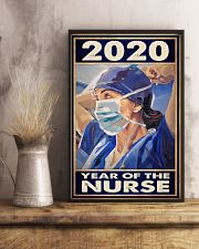 2020 Year Of The Nurse  11x17 Poster lifestyle-poster-3