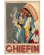 Chiefin 11x17 Poster front