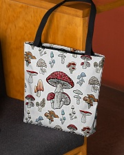 Lovely mushroom All-over Tote aos-all-over-tote-lifestyle-front-02