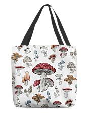 Lovely mushroom All-over Tote back