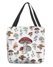 Lovely mushroom All-over Tote front