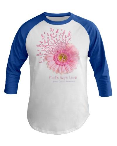 Faith Hope Love - Breast Cancer Awareness