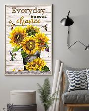 Everyday is a second chance 11x17 Poster lifestyle-poster-1