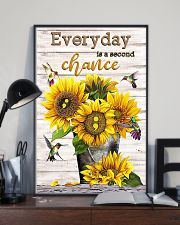Everyday is a second chance 11x17 Poster lifestyle-poster-2