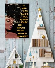 Black queen 11x17 Poster lifestyle-holiday-poster-2