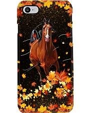 Autumn horse Phone Case i-phone-8-case
