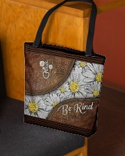 Be kind All-over Tote aos-all-over-tote-lifestyle-front-02