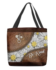 Be kind All-over Tote back