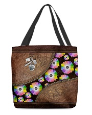 Teacher daisy tote  All-over Tote front