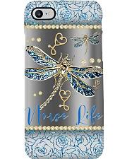 Nurse life Phone Case i-phone-8-case