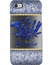 Hair hustler Phone Case i-phone-8-case