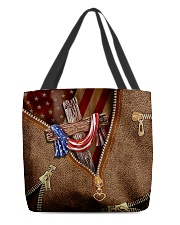 One nation under God All-over Tote back