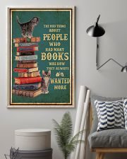 The odd thing about people 11x17 Poster lifestyle-poster-1