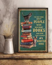 The odd thing about people 11x17 Poster lifestyle-poster-3
