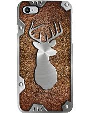 Hunter pattern print Phone Case i-phone-8-case