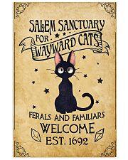 Salem sanctuary 11x17 Poster front