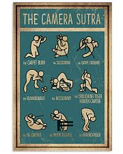 The camera sutra  11x17 Poster front
