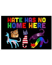 Hate has no home here 17x11 Poster thumbnail