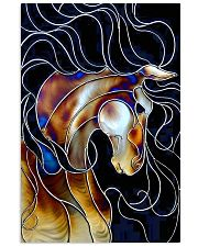 Horse  11x17 Poster front