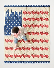 """American flag Quilt 40""""x50"""" - Baby aos-quilt-40x50-lifestyle-front-06"""
