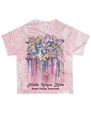 Faith Hope All-over T-Shirt back