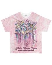 Faith Hope All-over T-Shirt front