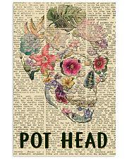 Pot head 11x17 Poster front