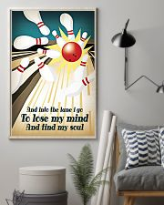 And into the lane I go 11x17 Poster lifestyle-poster-1