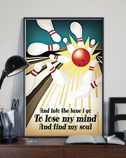 And into the lane I go 11x17 Poster lifestyle-poster-2
