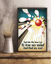 And into the lane I go 11x17 Poster lifestyle-poster-3