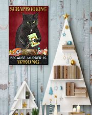 oking because murder is wrong  11x17 Poster lifestyle-holiday-poster-2