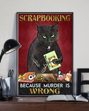 oking because murder is wrong  11x17 Poster lifestyle-poster-2