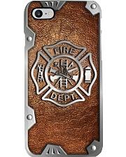 Firefighter pattern print Phone Case i-phone-8-case