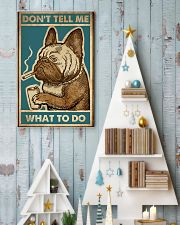 Don't tell me what to do 11x17 Poster lifestyle-holiday-poster-2