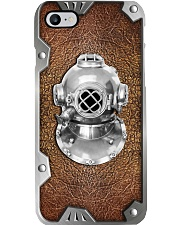 Diver pattern print Phone Case i-phone-8-case