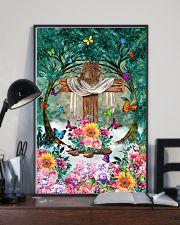 Love God 11x17 Poster lifestyle-poster-2