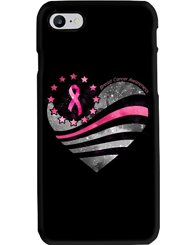 Breast cancer flag - Breast cancer awareness