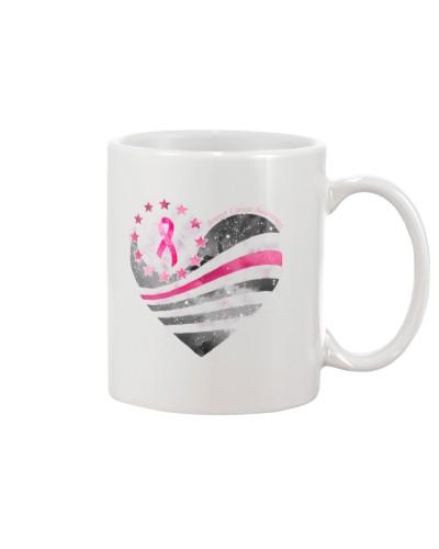 Breast cancer flag - Breast cancer awareness