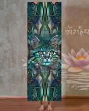 Cat  Yoga Mat 24x70 (vertical) aos-yoga-mat-lifestyle-29