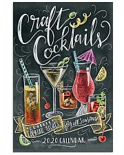 Cocktails 11x17 Poster front