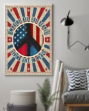 Imagine all the people 11x17 Poster lifestyle-poster-1