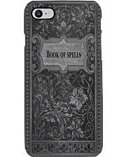Book Of Spells Phone Case i-phone-8-case