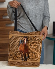 Horse  All-over Tote aos-all-over-tote-lifestyle-front-10