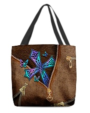 Faith  All-over Tote back